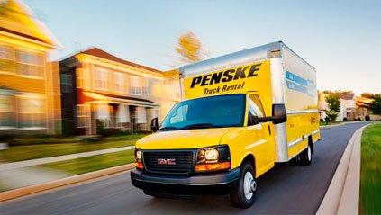 Single Axle Truck Rental